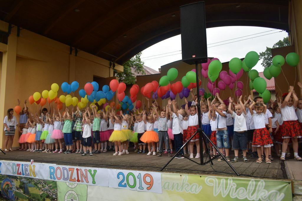 Kolorowy Dzień Rodziny 2019