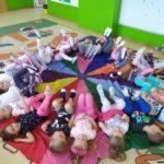 Zabawy integracyjne w Grupie IV Zielonej