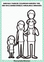 Rodzinka- karta pracy