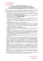Klauzula informacyjna RODO w procesie rekrutacji na rok szkolny 2021.2022