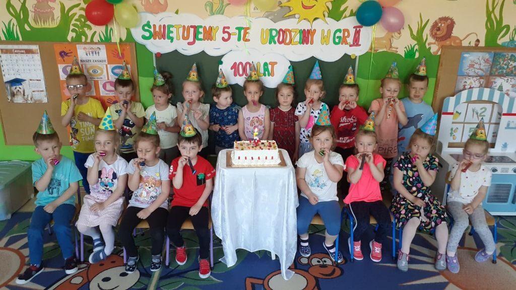 Grupowe Urodzinki