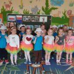 Dzień tańca w naszym przedszkolu